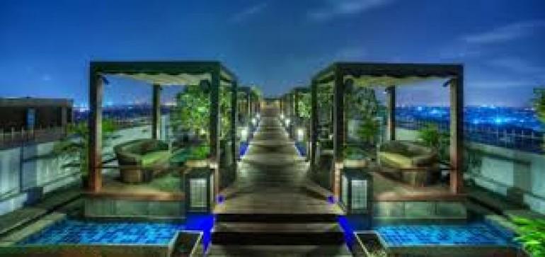 Q Bar - Hilton Chennai